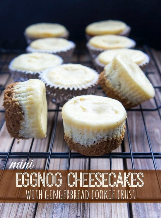 8 Great Eggnog Desserts | www.honeyandbirch.com