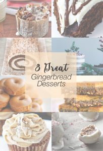 8 Great Gingerbread Desserts