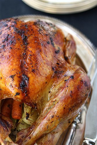 8 Great Thanksgiving Turkey Recipes | Honey and Birch