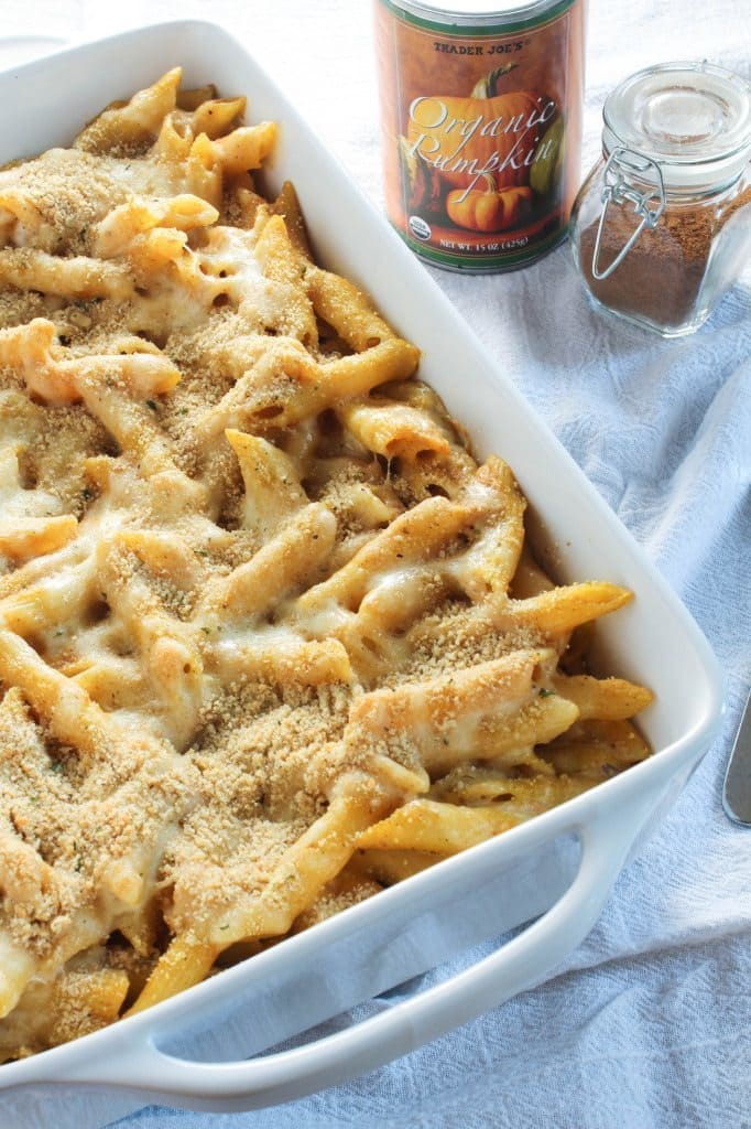 Autumn and comfort food are the perfect combination! | 8 Great Autumn Mac and Cheese Recipes