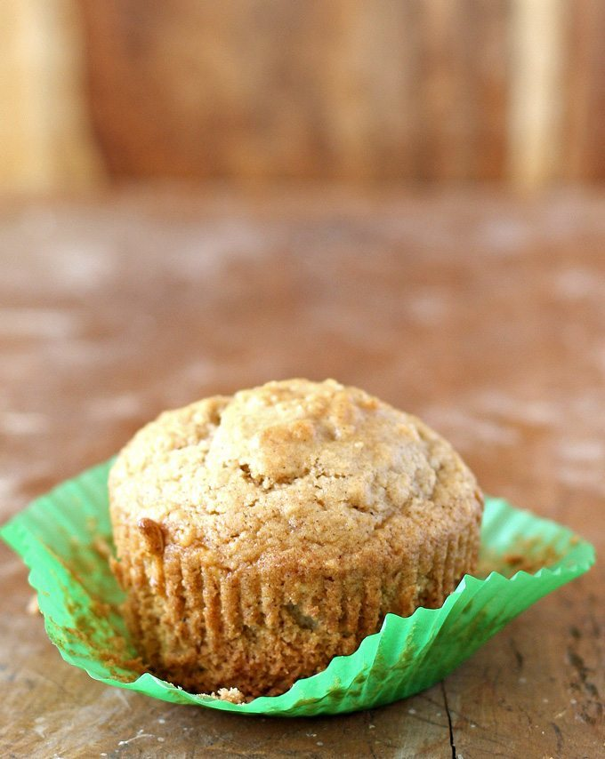 Spiced Apple Muffins | Honey and Birch