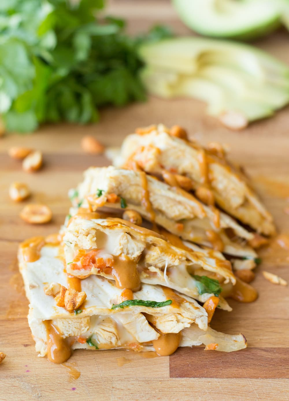 21 Savory Quesadilla Recipes | www.honeyandbirch.com