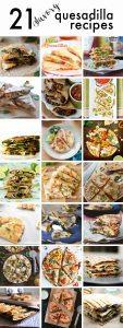 21 Savory Quesadilla Recipes