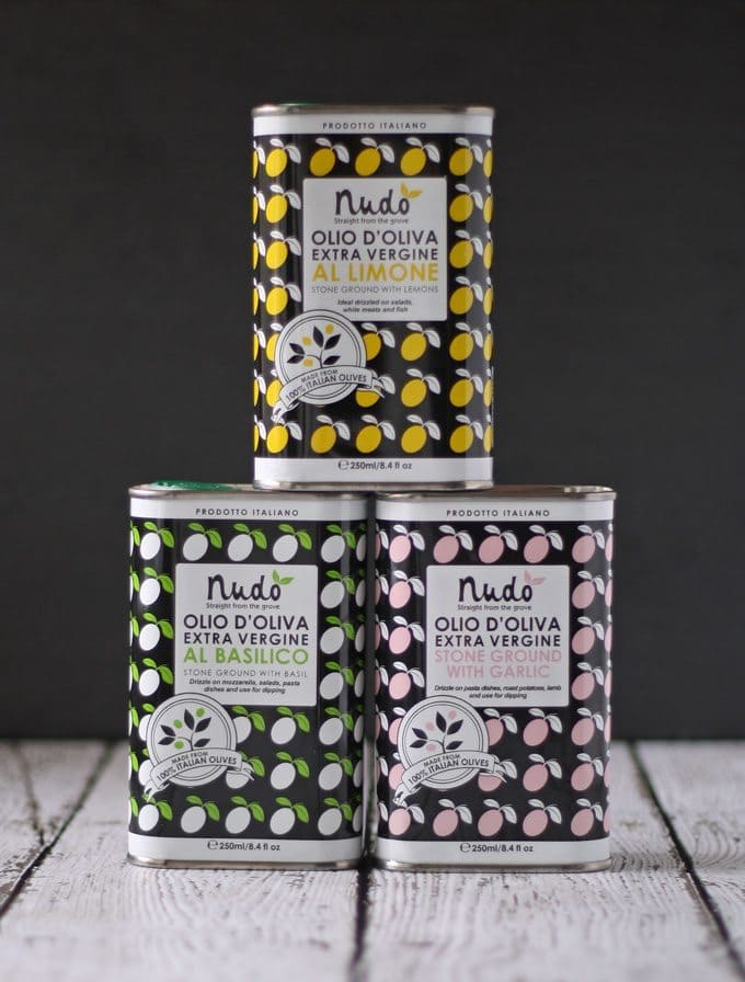 Nudo Italia Olive Oil Review and Giveaway | www.honeyandbirch.com