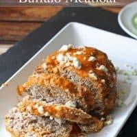 Buffalo Meatloaf Recipe