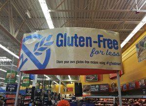 Walmart Gluten Free Event