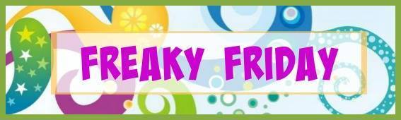 Freaky Friday Blog Hop logo