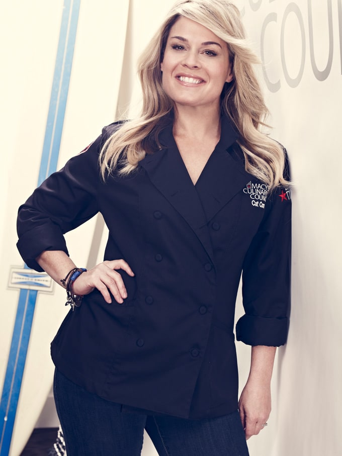 Join me at Macy's Culinary Council with Chef Cat Cora at Macy's State Street on April 1st!
