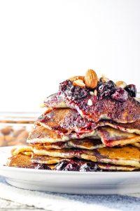 tower of pancakes