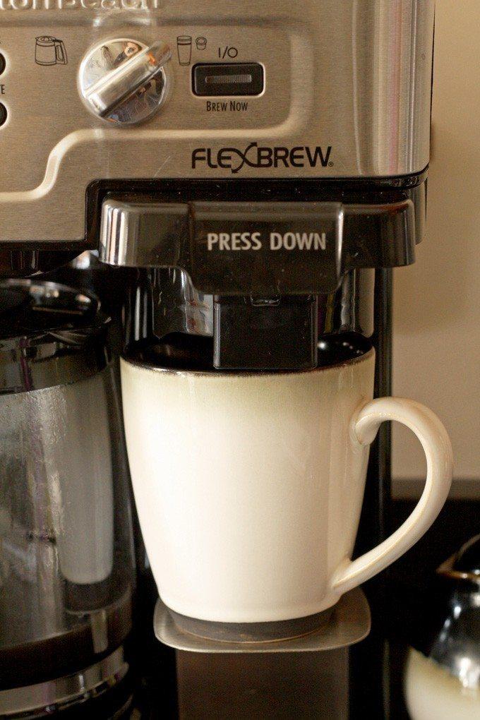 Hamilton Beach FlexBrew Review #flexbrew
