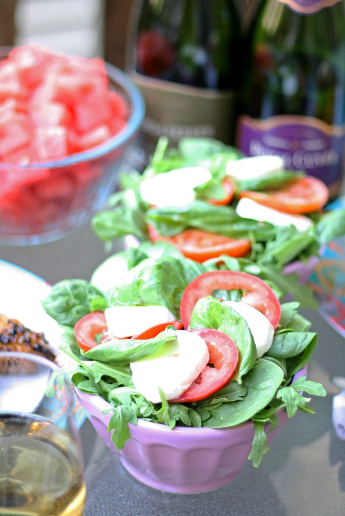 Al Fresco Dining with Gloria Ferrer Wines #BeGloriousContest #CleverGirls #ad