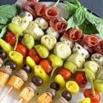 Antipasto Skewers Recipe – Italian Appetizer