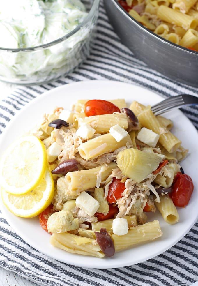 one-pot-mediterranean-chicken-feta-pasta-14