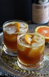 Fernet Braca Cocktail – Orange Italian Mule