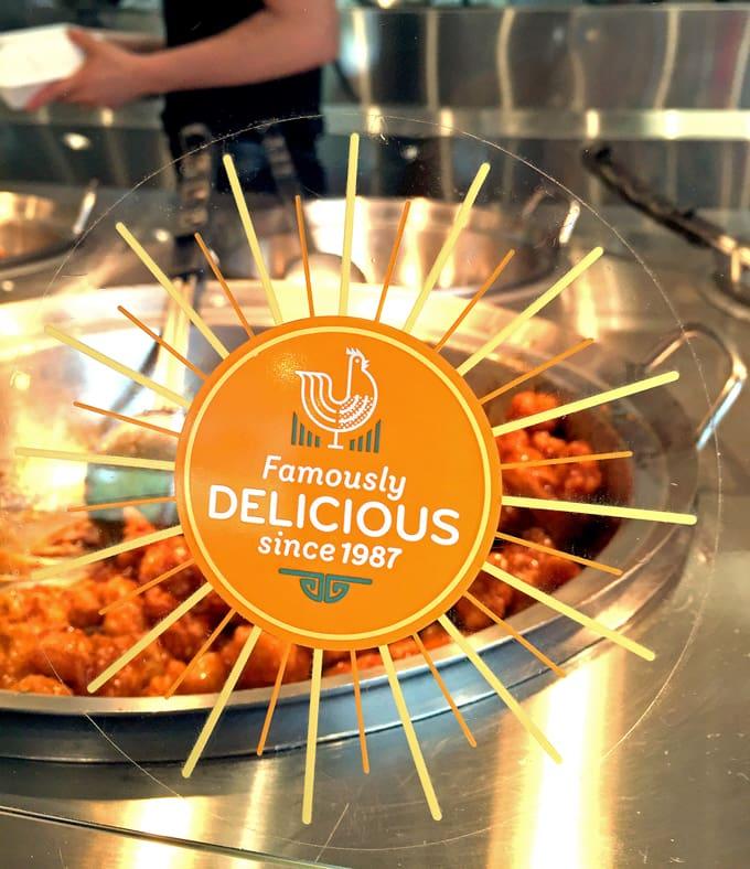 Orange Chicken Love Food Truck Tour #OrangeChickenLove