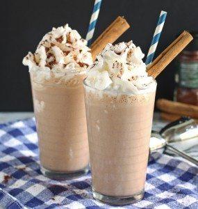 Adult Mexican Chocolate Milkshake | honeyandbirch.com #cocktail