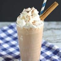 Adult Mexican Chocolate Milkshake Recipe