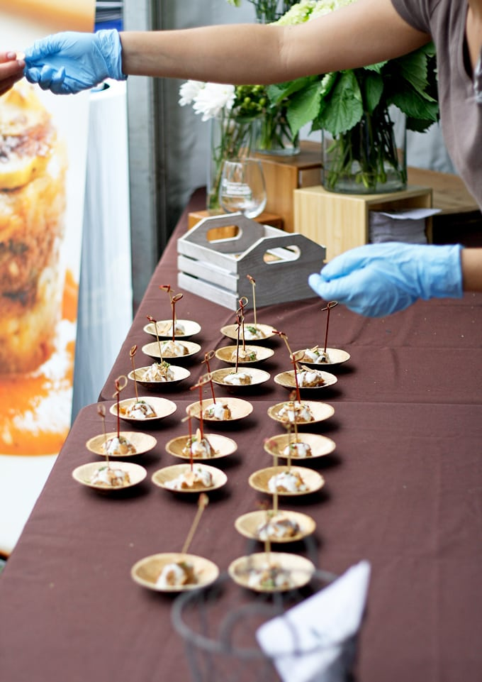 Chicago Gourmet 2015 Recap | honeyandbirch.com #chicago