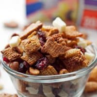 Cinnamon Snack Mix Recipe