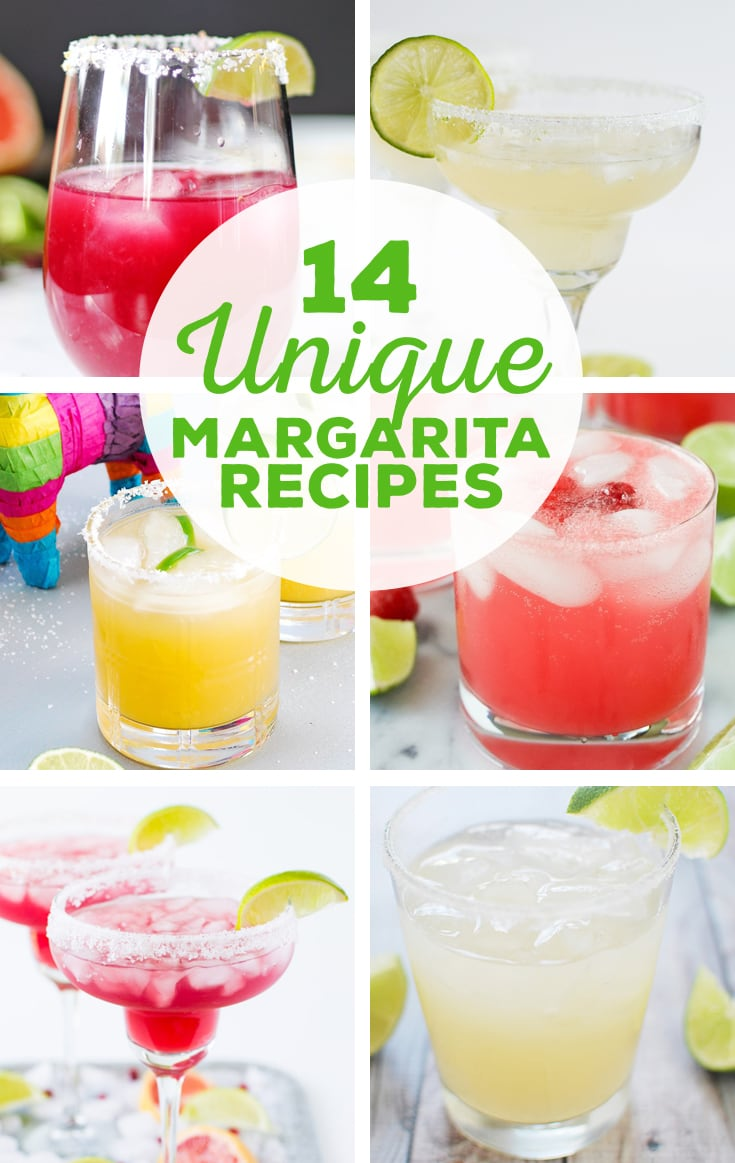 14 Unique Margarita Recipes