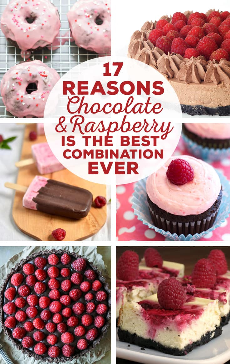 17 Reasons Chocolate and Raspberry Is the Best Combination Ever