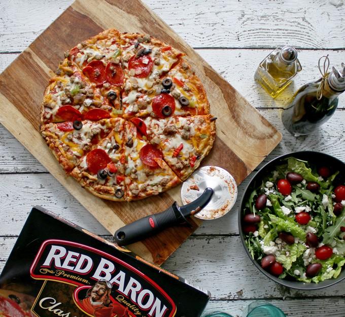 Pizza Nights Are A Timeless Tradition | honeyandbirch.com