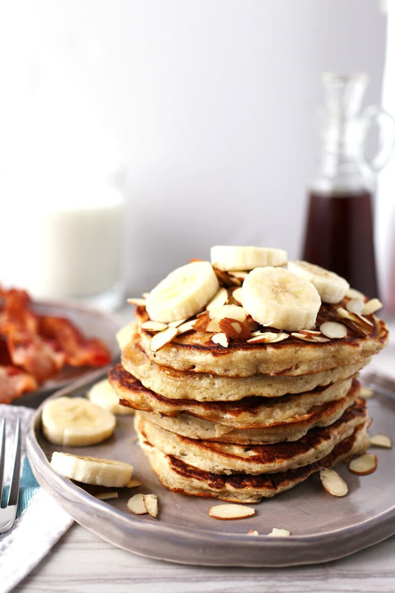 how to make perfect banana pancakes