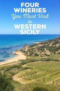 4 Wineries You Must Visit in Western Sicily