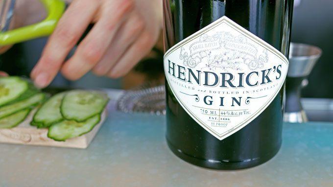 Jim Ryan - Hendricks Gin - ROOF on the Wit