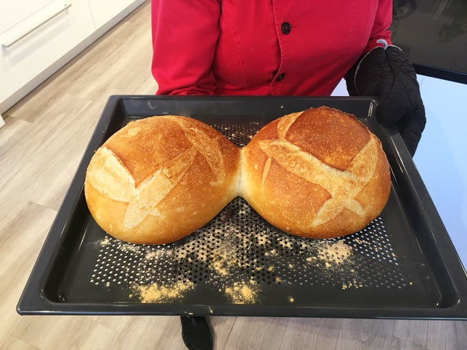 Sourdough Bread | Miele Culinary Adventure