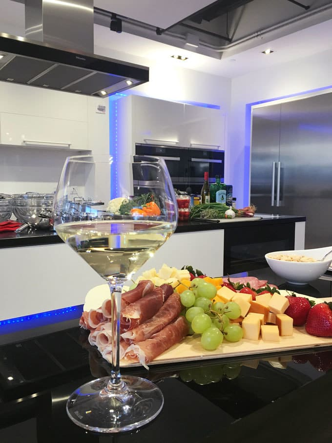 Hands-On Dinner | Miele Culinary Adventure