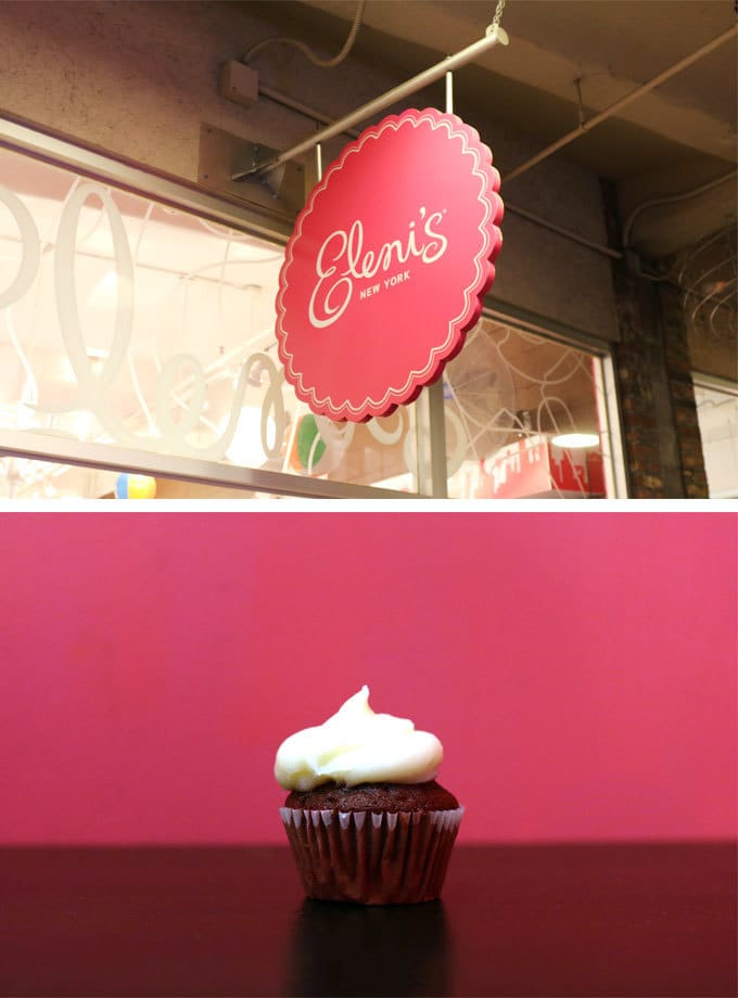 Eleni's Bakery at Chelsea Market | Miele Culinary Adventure