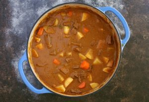 Pumpkin Beef Stew Recipe