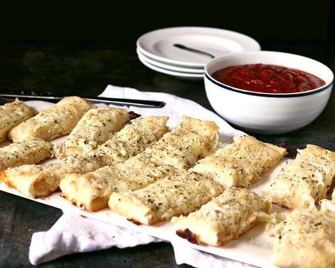 photo of Chicago-Style deep dish breadsticks