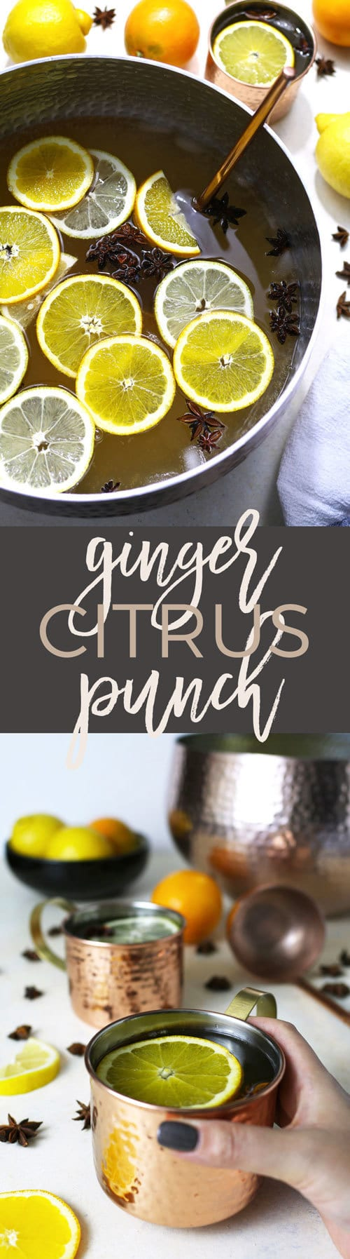 ginger citrus punch pin