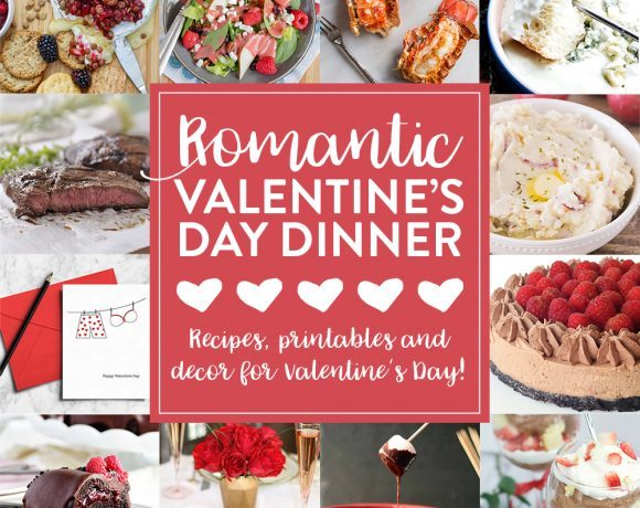 Valentine's Day Dinner Plan