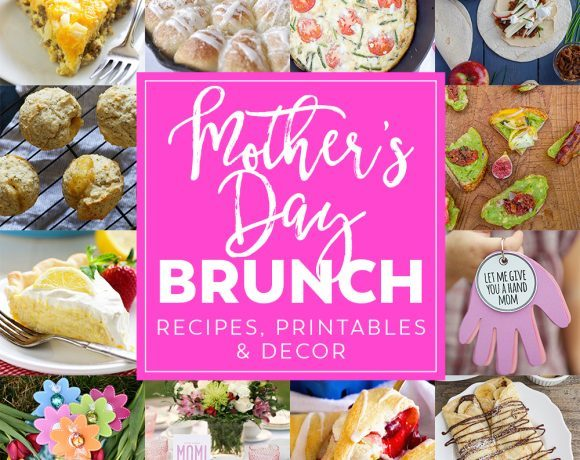 Mother's Day Brunch Meal Plan
