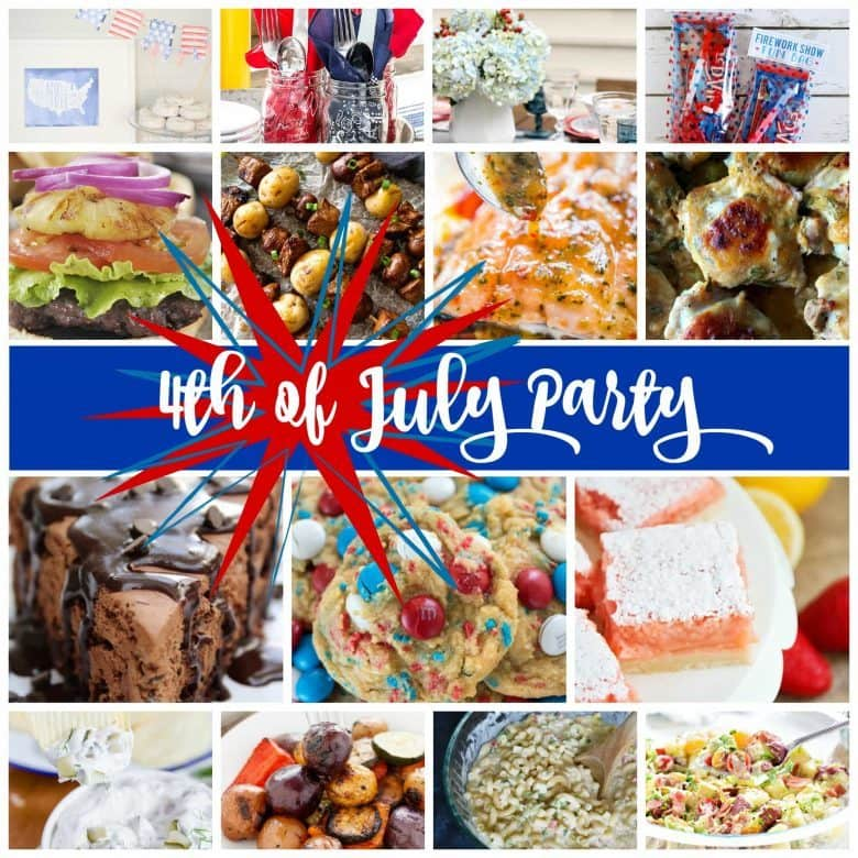 4th of July Party Plan