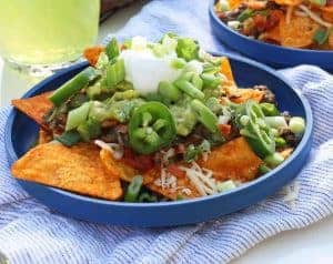 Quick Summer Doritos Nachos