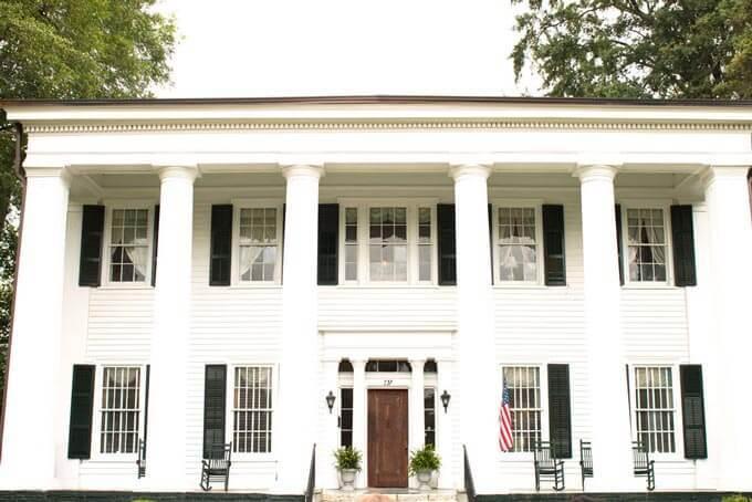 Heritage Hall Madison, GA