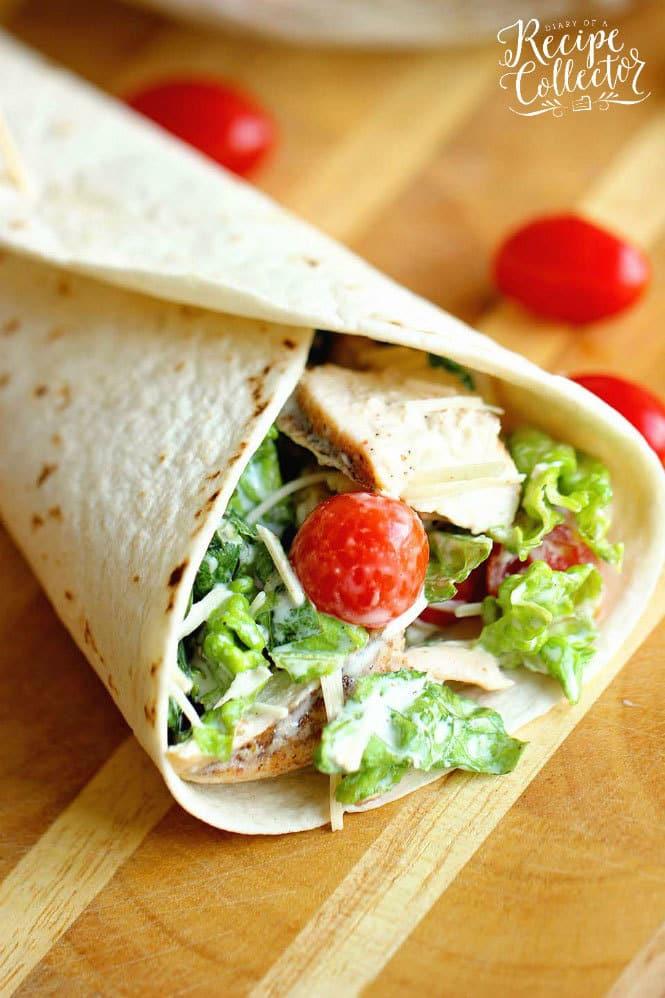 Weekly Meal Plan 95 - Dinner