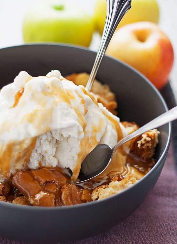 Comfort Food Meal Plan Dessert