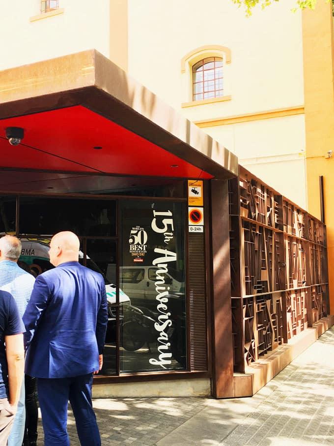 The World's 50 Best Restaurants 15th Anniversary