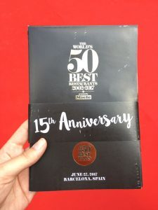 The World's 50 Best Restaurants 15th Anniversary Part 1