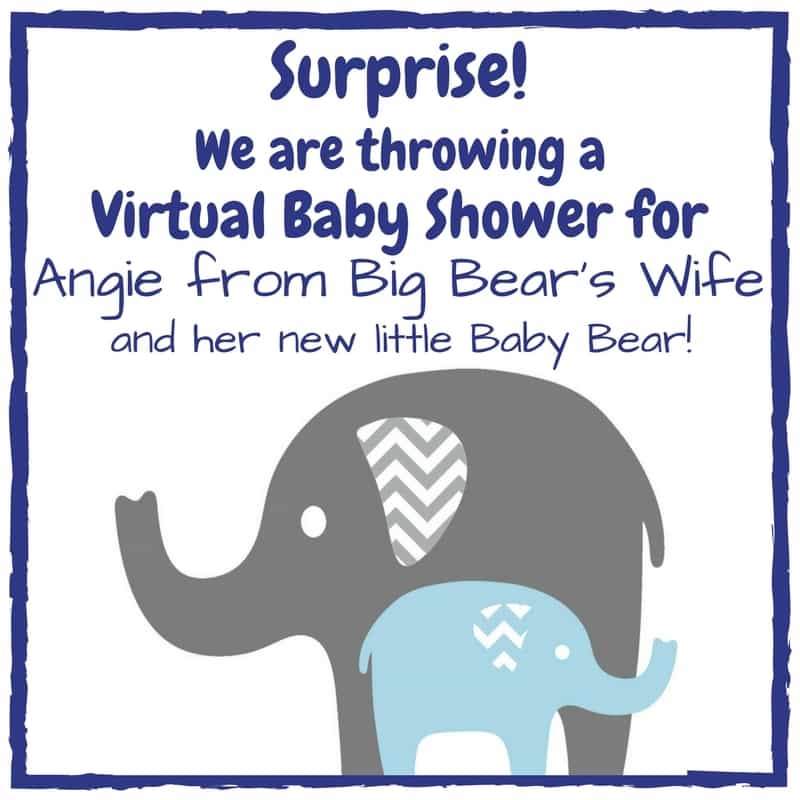Virtual Baby Shower for Angie from Big Bear's Wife
