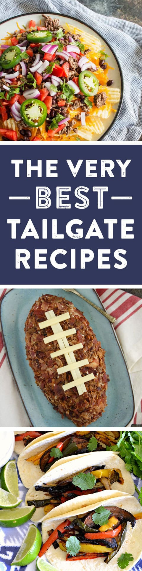 Who's ready for some tailgating? These 19 tailgating recipes are sure to get your football party started.