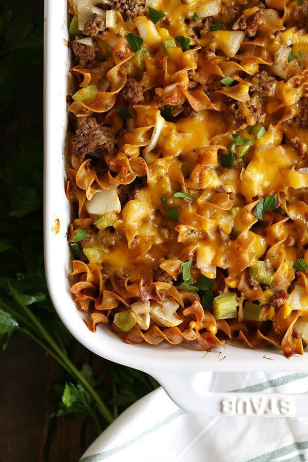 Weekly Family Meal Plan 103 Dinner