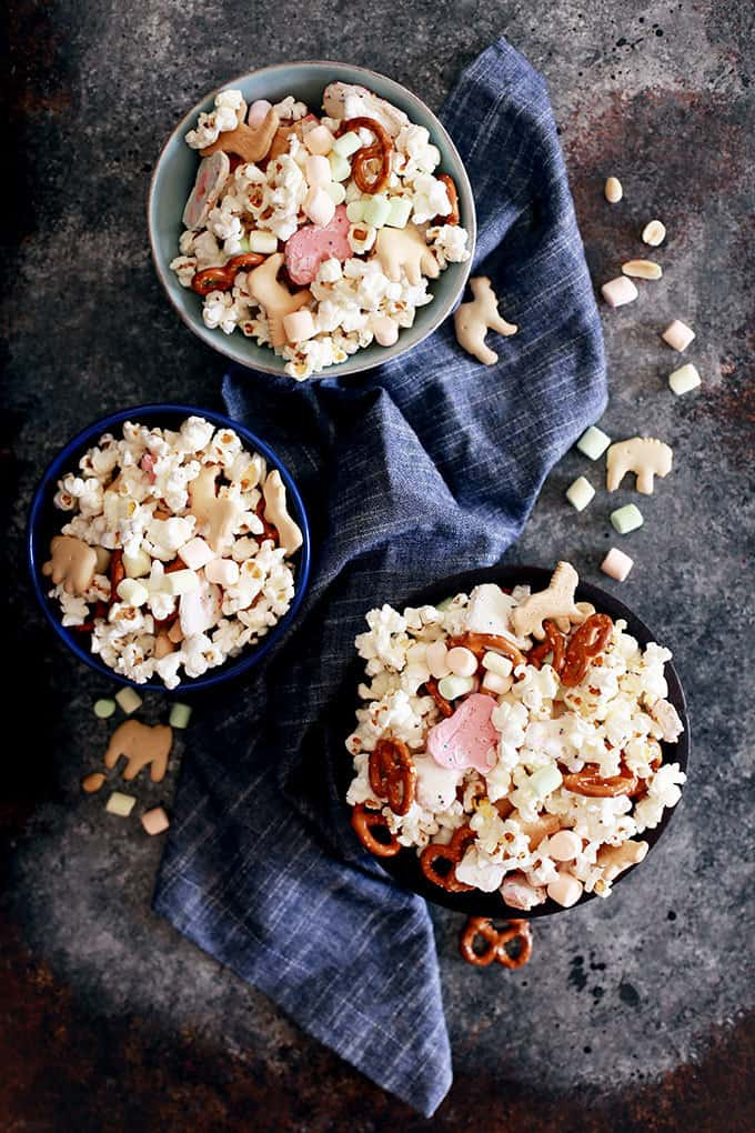 Weekly Family Meal Plan 104 Snack