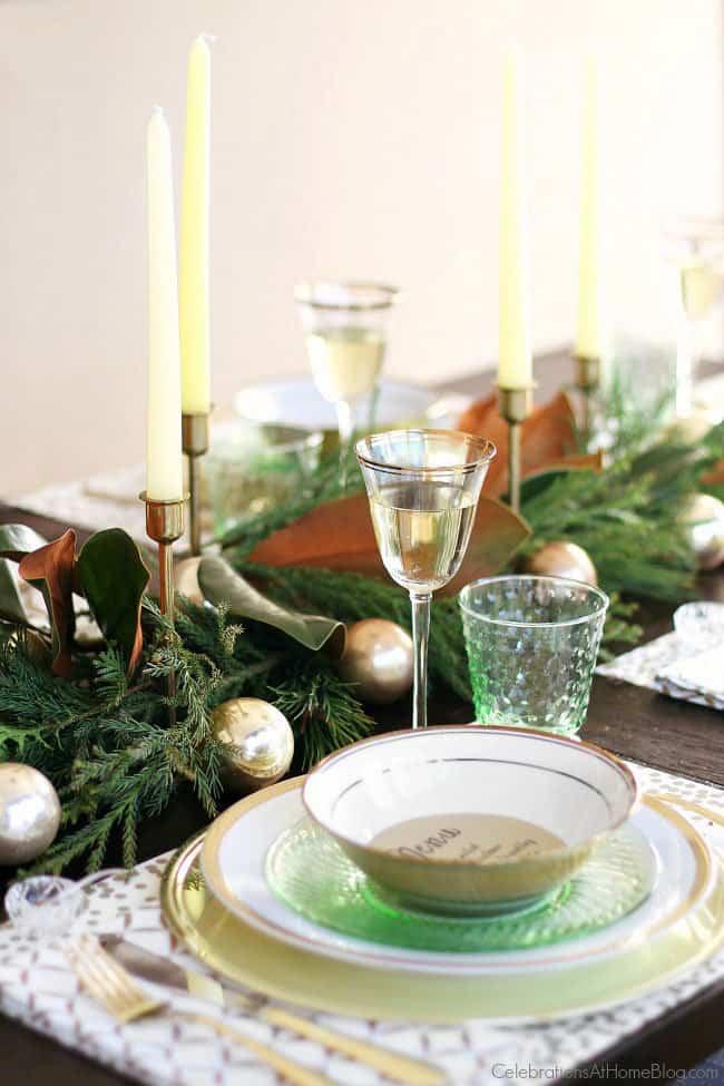 Christmas Holiday Meal Plan