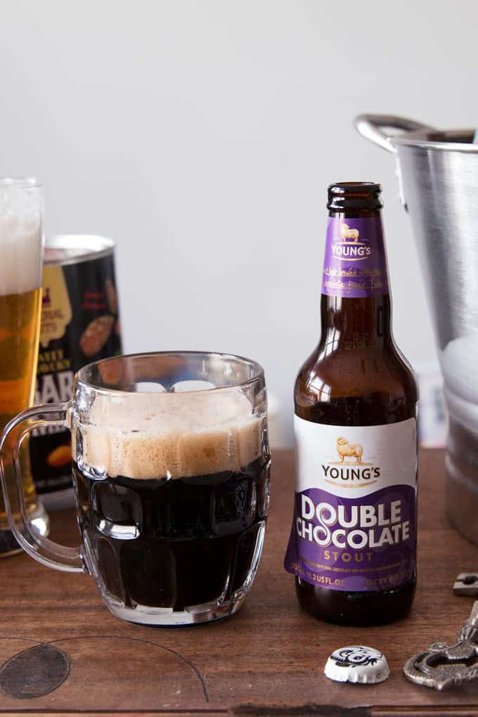 Beers of the World Bar Young's Double Chocolate Stout